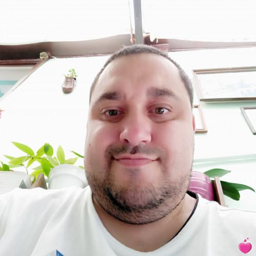 Foto de armenioporto, Homem 38 anos, de Laval Pays-de-la-Loire