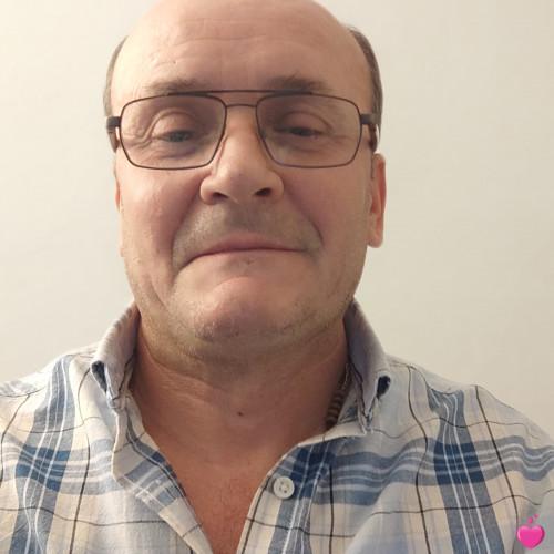Photo de luisep, Homme 57 ans, de Les Mureaux Île-de-France