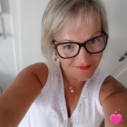 Photo de Corinne, Femme 58 ans, de Bordeaux Aquitaine