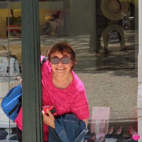 Photo de Marie38, Femme 56 ans, de Bourgoin-Jallieu Rhône-Alpes