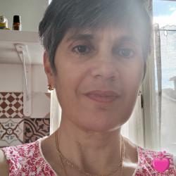 Photo de son, Femme 54 ans, de Le Péage-de-Roussillon Rhône-Alpes