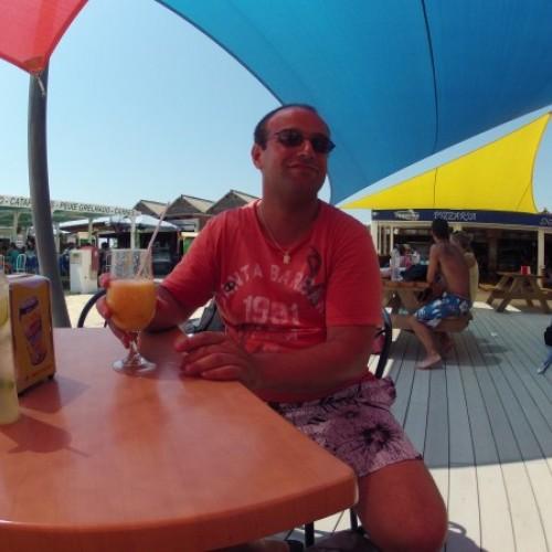 Photo de odrick, Homme 39 ans, de Avon Île-de-France