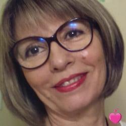 Photo de Patricia, Femme 64 ans, de La Roche-sur-Yon Pays-de-la-Loire