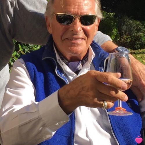 Photo de GIANNI, Homme 63 ans, de Deauville Basse-Normandie