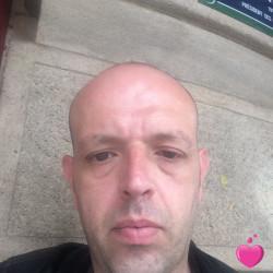 Photo de muettiste, Homme 43 ans, de Paris Île-de-France