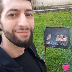 Photo de NickyLarson, Homme 37 ans, de Montreuil Île-de-France