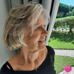 Photo de Mathilde, Femme 76 ans, de Lagos Algarve