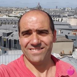 LEOOOOO, Homme 52  Évry Île-de-France