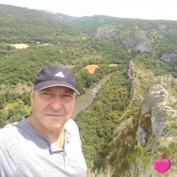 Foto de Rnuel, Homem 56 anos, de Montauban Midi-Pyrénées