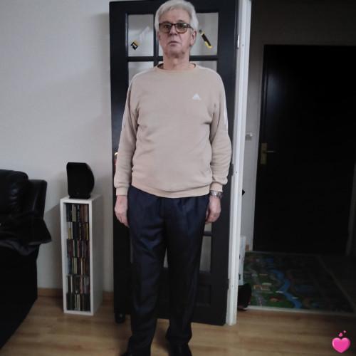 Photo de Joao11901947, Homme 73 ans, de Romainville Île-de-France