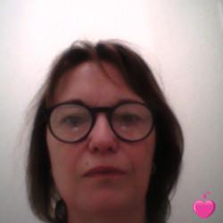 Photo de Isa, Femme 56 ans, de Croissy-sur-Seine Île-de-France