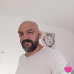 Foto de Tutur, Homem 44 anos, de Bracieux Centre