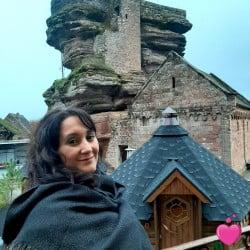 Photo de Line, Femme 37 ans, de Berstett Alsace