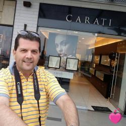Photo de Gerard, Homme 55 ans, de Requeil Pays-de-la-Loire