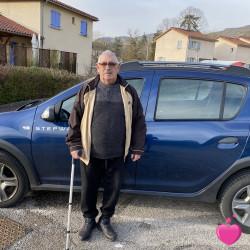 Photo de Diamantino01, Homme 77 ans, de Villebois Rhône-Alpes