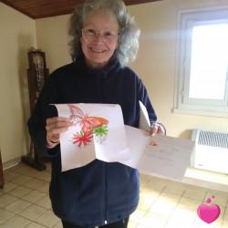 Photo de Garcia, Femme 61 ans, de Castelsarassin Midi-Pyrénées