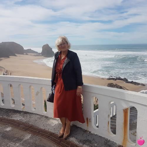 Photo de bonite2560, Femme 62 ans, de A dos Cunhados Région de Lisbonne (Lisboa)