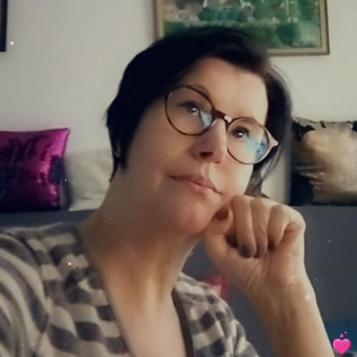 Photo de fofinha, Femme 59 ans, de Paris Île-de-France