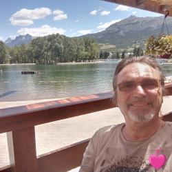 Photo de Fifi04, Homme 57 ans, de Jausiers Provence-Alpes-Côte-dʿAzur