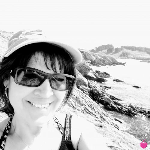 Photo de Deolinda, Femme 57 ans, de Cholet Pays-de-la-Loire