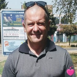 Photo de Stephanefleurdevie, Homme 48 ans, de Bréançon Île-de-France