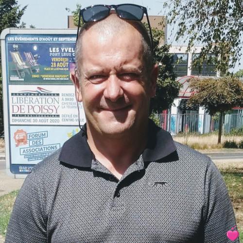 Photo de Stephanefleurdevie, Homme 48 ans, de Bréançon Île-de-France