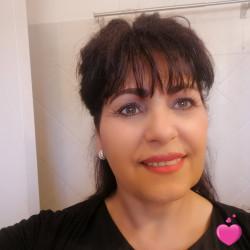 Photo de Esperance, Femme 59 ans, de Saint-Raphaël Provence-Alpes-Côte-dʿAzur