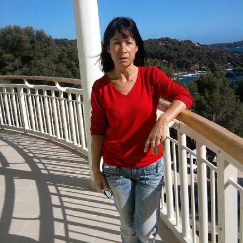 Photo de brunette83, Femme 60 ans, de Toulon Provence-Alpes-Côte-dʿAzur