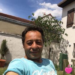 Foto de Monico, Homem 49 anos, de Sucy-en-Brie Île-de-France