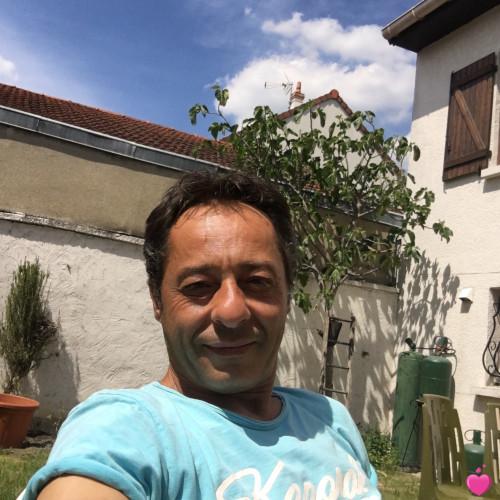 Photo de Monico, Homme 49 ans, de Sucy-en-Brie Île-de-France