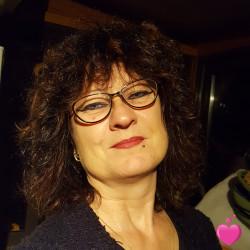 Photo de Fanfan, Femme 55 ans, de La Trinité-de-Thouberville Haute-Normandie