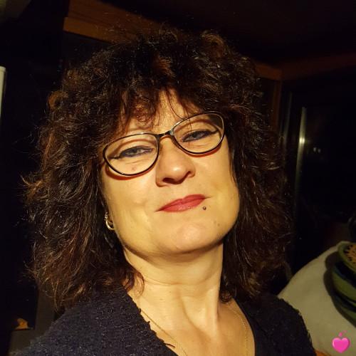 Photo de Fanfan, Femme 56 ans, de La Trinité-de-Thouberville Haute-Normandie