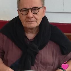 Photo de Patoche, Homme 69 ans, de Montrouge Île-de-France