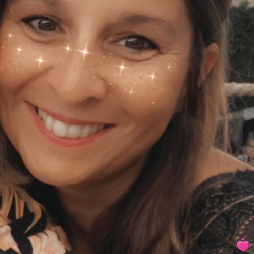 Photo de Sylvie0910, Femme 43 ans, de Bourgoin-Jallieu Rhône-Alpes