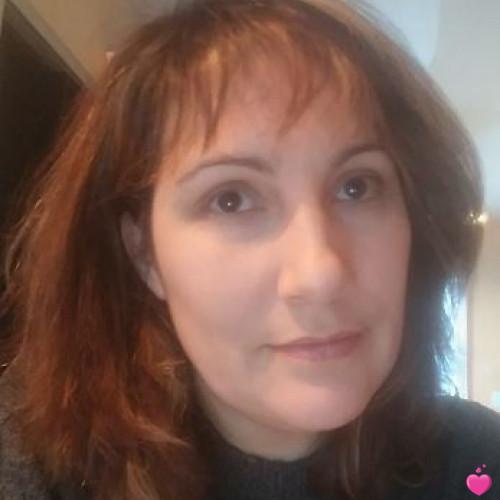 Photo de Cecilia77320, Femme 47 ans, de Cerneux Île-de-France