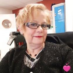 Photo de Luisa, Femme 62 ans, de Arpajon Île-de-France