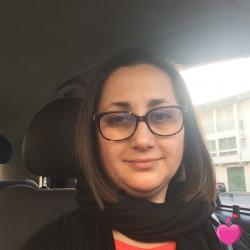 Foto de Saphir, Mulher 39 anos, de Cormeilles-en-Parisis Île-de-France