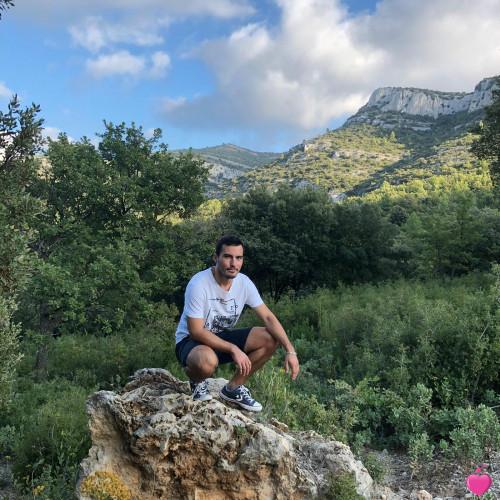 Photo de Dydynou_leguesh, Homme 24 ans, de Marseille Provence-Alpes-Côte-dʿAzur