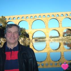 Photo de dauph83, Homme 68 ans, de Nîmes Languedoc-Roussillon