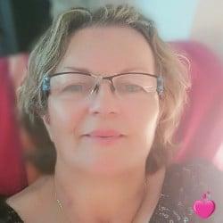 Krys77, Femme 62  Lieusaint Île-de-France