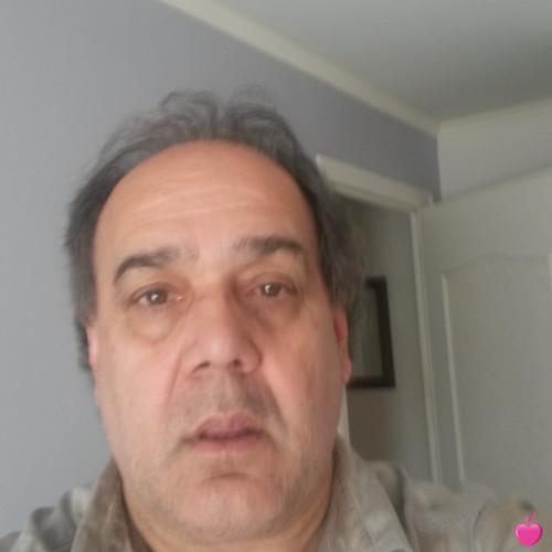 Photo de grandzelu, Homme 62 ans, de Melun Île-de-France