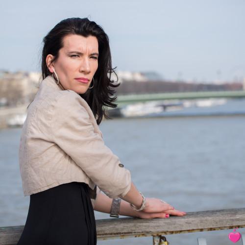 Photo de cath, Femme 36 ans, de Paris Île-de-France
