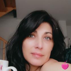 Foto de Katia, Mulher 43 anos, de Carignan-de-Bordeaux Aquitaine