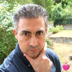 Foto de Ozzy, Homem 46 anos, de Angoulême Poitou-Charentes