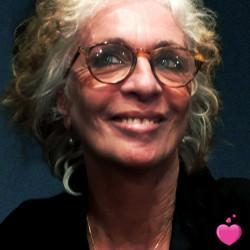 Photo de Francescca, Femme 63 ans, de Marseille Provence-Alpes-Côte-dʿAzur