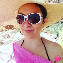 Photo de josiane67, Femme 40 ans, de Anta Région Nord (Norte)
