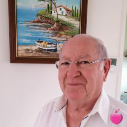 Photo de Christian, Homme 75 ans, de Avranches Basse-Normandie
