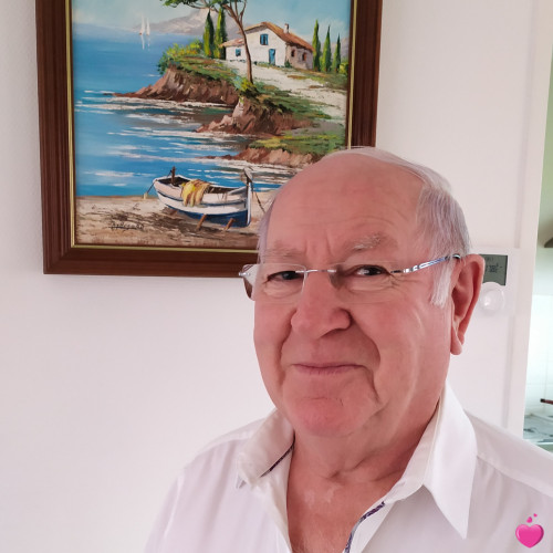 Photo de Christian, Homme 74 ans, de Avranches Basse-Normandie