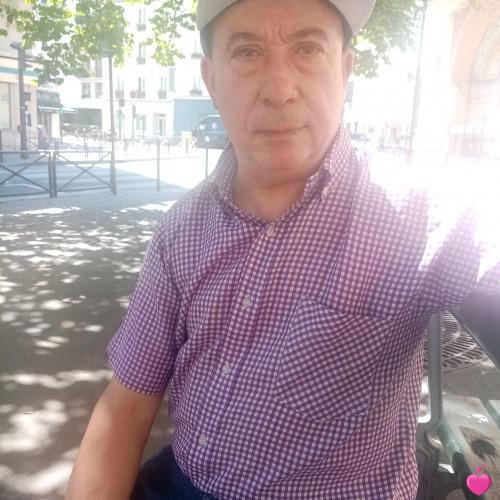 Photo de Faustino75, Homme 70 ans, de Paris Île-de-France